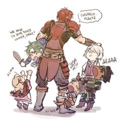 Image result for gray x claire fire emblem
