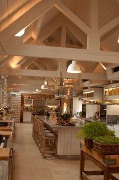33 Wonderful Kitchens Interiors Designed In Barns http://www.architectureartdesigns.com/33-wonderful-kitchens-interiors-designed-in-barns/