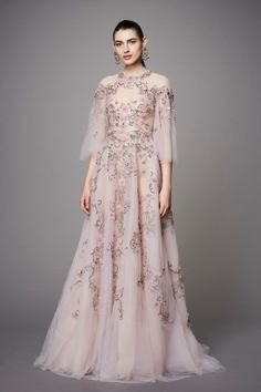 [[MORE]] Marchesa Pre Fall 2017 Collection Source