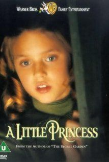 A Little Princess by Frances Hodgson Burnett (There's another film that's closer to the book, but this one is my favorite.  Loved this movie as a kid.)