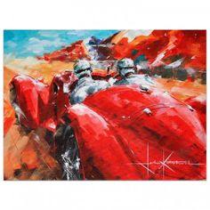 Race Against Time   Alfa Romeo   Mille Miglia