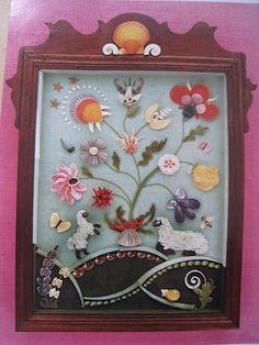 amy ramsey shell art - Google Search