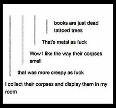 It gets creeper it as if you keep reading, I dig it, totally. You forgot you like to pet there corpses