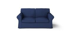 Ektorp 2 Seater Sofa Bed Slipcover - Comfort Works Custom Slipcovers