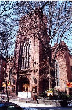 First Presbyterian Church, Brooklyn Heights.  This is where my graduation from nursing school took place....