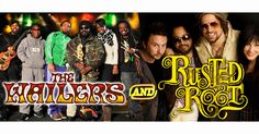See The Wailers and Rusted Root live at Innsbrook After Hours on May 31st. Richmond VA