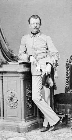 His Royal Highness Duke Nikolaus of Württemberg (1833-1903)