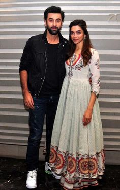Bollywoods Most Sensational Relationships: Ranbir Kapoor & Deepika Padukone to Kareena Kapoor & Saif Ali Khan Indian Gowns, Indian Attire, Indian Outfits, Bollywood Celebrities, Bollywood Fashion, Bollywood Couples, Indian Bollywood, Bollywood Actress, Indian Party Wear