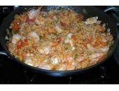 Medifast Jambalaya recipe, check out this recipe and then check out my website for TSFL program with Medifast products. http://losingw8.tsfl.com/
