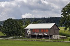 Redman Barn by rickconklin, via Flickr