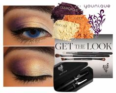Get the look! •Moodstruck mineral eye pigments in glamorous, giddy and innocent. •3D Fiber Lashes