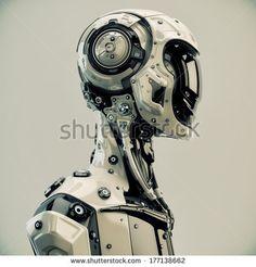 Fotos stock Cyborg, Fotografia stock de Cyborg, Cyborg Imagens stock : Shutterstock.com