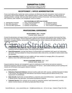 Hybrid Resume Template This Is A Good Sample Resume Nice Format Balance Of White Space