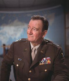 John Wayne - from a German website