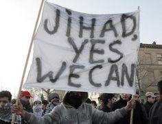 Unacceptable! BARACK OBAMA'S ISLAMIC JIHAD AGAINST CHRISTIANS