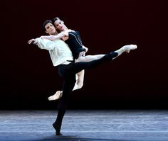 "Roland Petit version of ""Carmen"" with Roberto Bolle (La Scala Ballet) and Paulina Semionova (Berlin State Opera)"