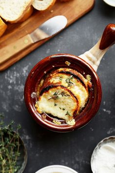 The Classics: French Onion Soup - The Candid Appetite
