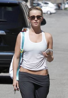 Julianne Hough out and about, May 2013.