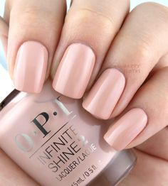 OPI Nude nail colour | www.ScarlettAvery.com