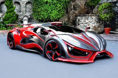 We saw the Inferno 'Exotic Car' at the end of last year  with most people doubting it will ever actually hit production but CarBuzz  recentl...
