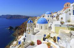 49 Islands You Must Visit Before You Die: SANTORINI, GREECE