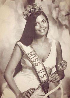 The Hottest Miss USA Winners-Deborah Shelton - 1970