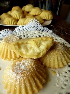 Sweet Desserts, Just Desserts, Sweet Recipes, Delicious Desserts, Cake Recipes, Polish Desserts, Polish Recipes, European Dishes, Cooking Cookies