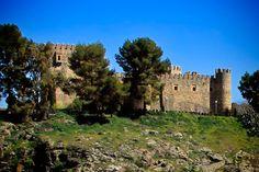 TOLEDO - SPAIN Castelo de San Servando