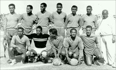 The team of 1962/ ፲፱፻፷፪, the last and only Ethiopian team to win the Africa Cup of Nations. : #Legendary