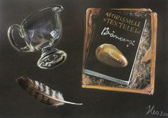 Gheorghe Ilea acrylic on paper Art Work, Paper, Artwork, Work Of Art
