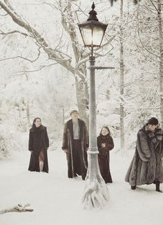 Chronicles of Narnia: The Lion, The Witch and The Wardrobe.