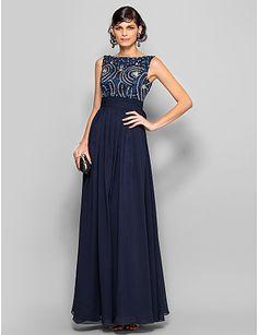 35 modelos de Vestido de Madrinha Azul