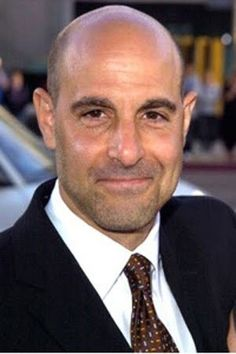 I do have a thing for bald men too. Stanley Tucci- I do have a thing for bald men too. Stanley Tucci I do have a thing for bald men too. Stanley Tucci, Famous Men, Famous Faces, Famous People, Bald Men, Raining Men, Most Beautiful Man, Gorgeous Men, Beautiful People