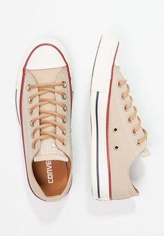 Converse CHUCK TAYLOR ALL STAR - Sneakers - beige - Zalando.se