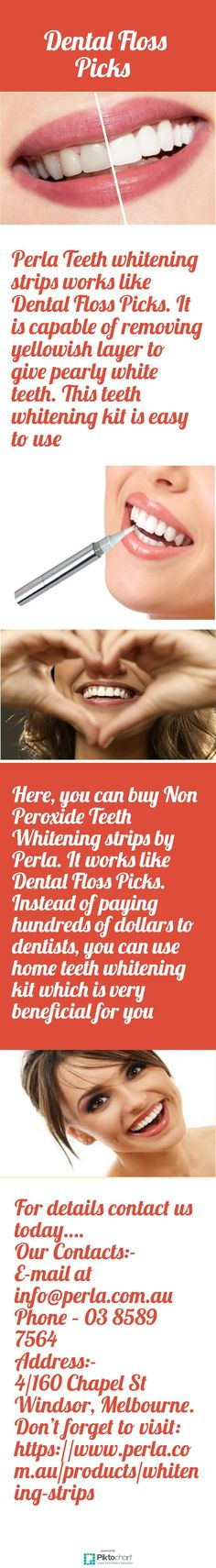 Dental Floss Picks, Whitening Kit, White Teeth, Easy To Use, Website, Products, Gadget