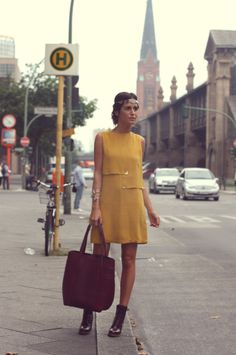 Gala González, Fashion Blogger from Spain. AMLUL.COM: Look of the Day.194: Streets of Berlin