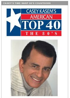 US disc jockey and voice actor,  Casey Kasem turns 82 today. He was born 4-27 in 1932. If you never had Casey as a local market DJ like I did, you knew him best for his his American Top 40 long running syndicated radio shows. He also hosted a successful dance TV show in the 60s, Shebang and was a voice actor (Scoby-Doo and others).