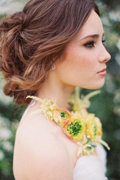 Wedding hair | Frieda Theres