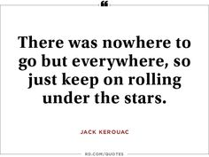 10 Jack Kerouac Quotes | Reader's Digest | Reader's Digest