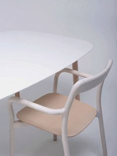 Industrial Facility: Branca Chair and Table - Thisispaper Magazine