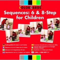 ColorCards® Sequences: 6 & 8 Step for Children | Mayer-Johnson
