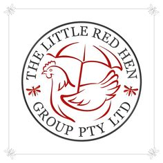 Creative Hat's Logo Design Concept for The Little Red Hen