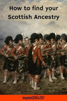 How to find your Scottish Ancestry. This is a walk through of the main online record sets available for Scottish genealogy research. Free Genealogy Sites, Genealogy Forms, Family Genealogy, Genealogy Humor, Genealogy Chart, Scotland History, Scotland Uk, Scotland People, Scotland Trip