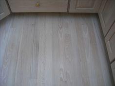 bleached red oak floors - Google Search