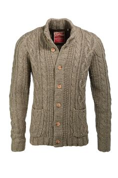 Grobstrick Cardigan EDC - Esprit Online-Shop showing lots of cardigans and sweater vests this year as well as bowties Gentleman Mode, Gentleman Style, Sharp Dressed Man, Well Dressed Men, Chunky Cardigan, Gray Cardigan, Knit Cardigan, Casual Wear, Men Casual