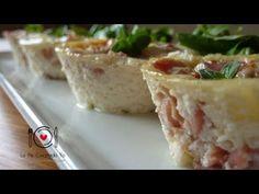 Receta de Pastelitos de Jamón y Queso | LHCY
