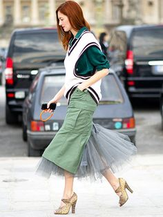 The Fashion Trends that Are In and Out, According to Google via @WhoWhatWear