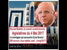 Algérie, Législatives 4 Mai 2017, la Fraude légalisée par Medelci, comme...