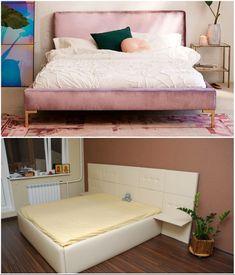 Ничего лишнего: простейшие конструкции кроватей, которые можно сделать самому Furniture, Home Decor, Decoration Home, Room Decor, Home Furniture, Interior Design, Home Interiors, Interior Decorating, Arredamento