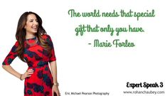 Marie Forleo quote